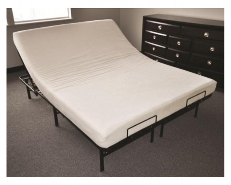 Bow Flex Arch Platform bed frame and base lifestyle appeal