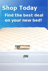 advertisement, mattress and copy