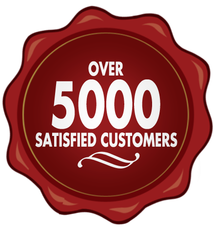 Over 5000 Satisfied SlumberPros Customers